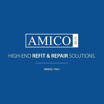 "AMICO&CO ""Shiplift Launch"" Genova November 2019"